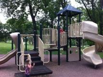 The main playground.